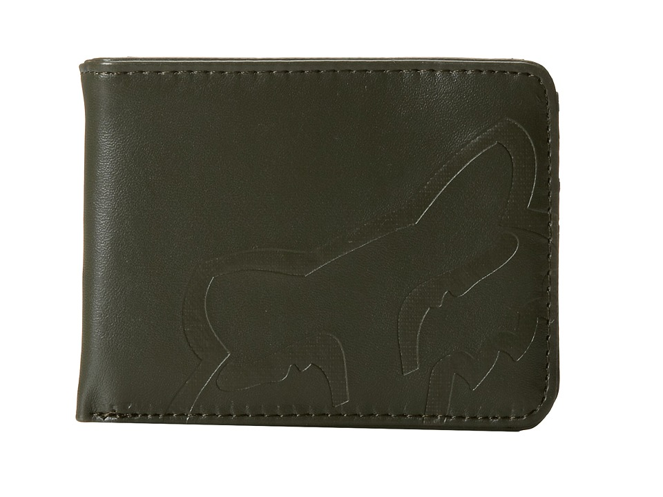 Fox - Core Wallet (Military) Bill-fold Wallet