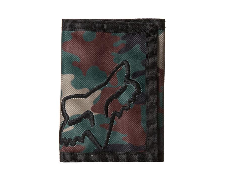 Fox - Mr. Clean Wallet (Camo) Wallet