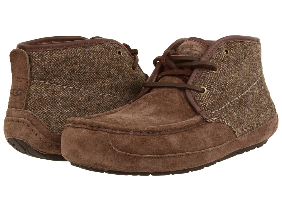 UGG - Lyle Tweed (Stout Tweed) Men's Lace-up Boots