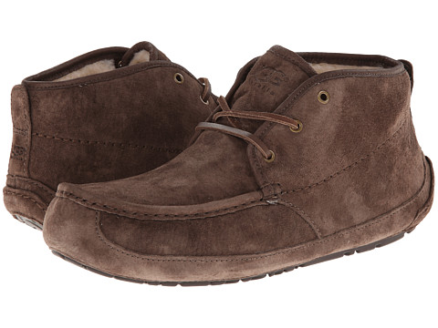UGG - Lyle (Grizzly Suede) Men