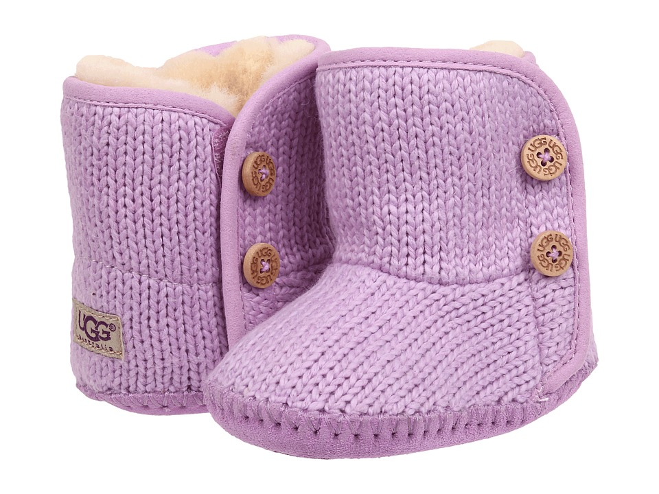 UGG Kids - Purl (Infant/Toddler) (Lilac) Girls Shoes
