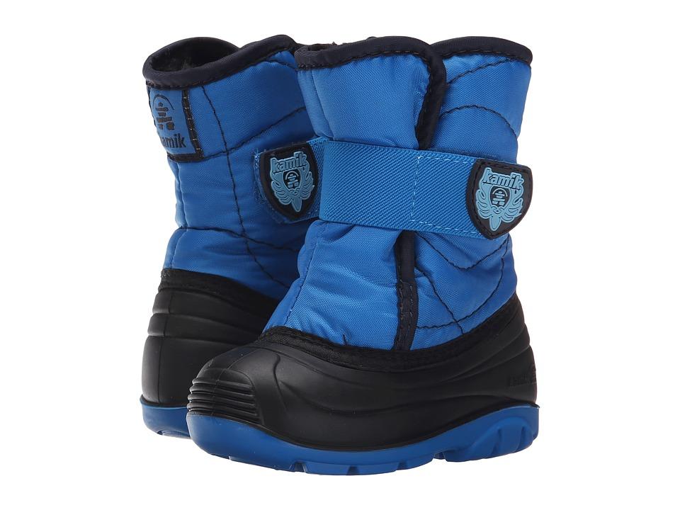 Kamik Kids - Snowbug 3 (Toddler) (Blue) Girls Shoes