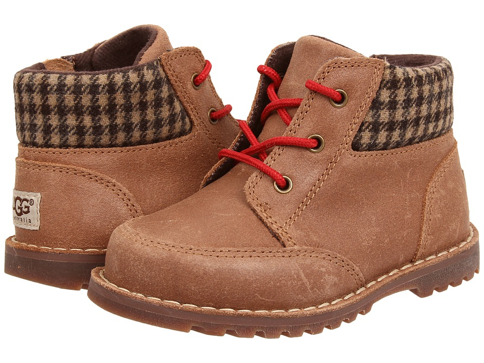 UGG Kids - Orin (Toddler/Little Kid) (Chestnut) Boys Shoes