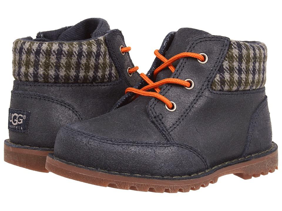 UGG Kids - Orin (Toddler/Little Kid) (Navy) Boys Shoes