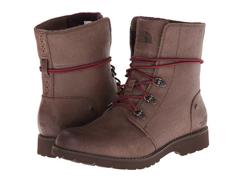 The North Face - Ballard Lace (Larch Brown/Potent Purple) Women