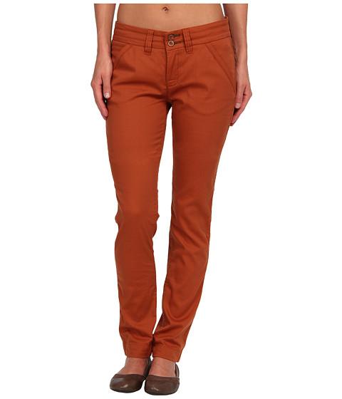 Toad&Co - Elsa Pant (Dark Copper) Women's Casual Pants