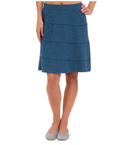 Toad&Co - Turnstyle Skirt (Moroccan Blue) Women's Skirt