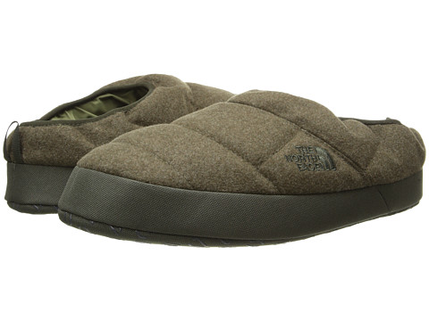 The North Face - NSE Tent Mule III SE (Forest Night Green (Wool)/Forest Night Green) Men's Slip on Shoes