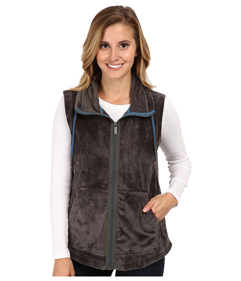 Toad&Co - Blushfire Vest (Dark Graphite) Women's Vest