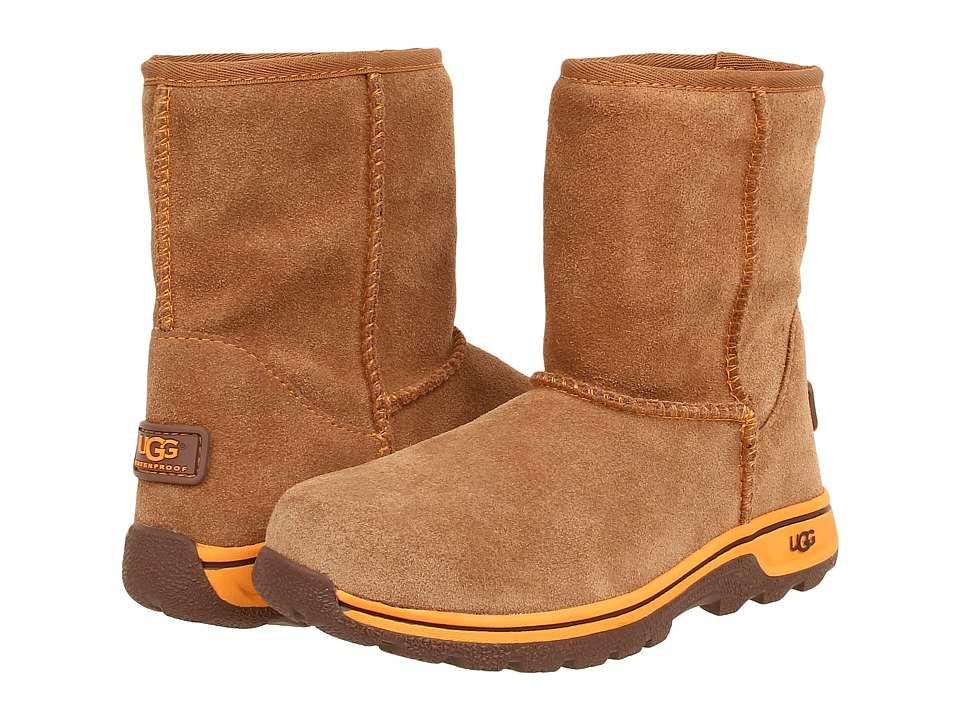 UGG Kids - Lynden (Toddler/Little Kid/Big Kid) (Chestnut) Kids Shoes