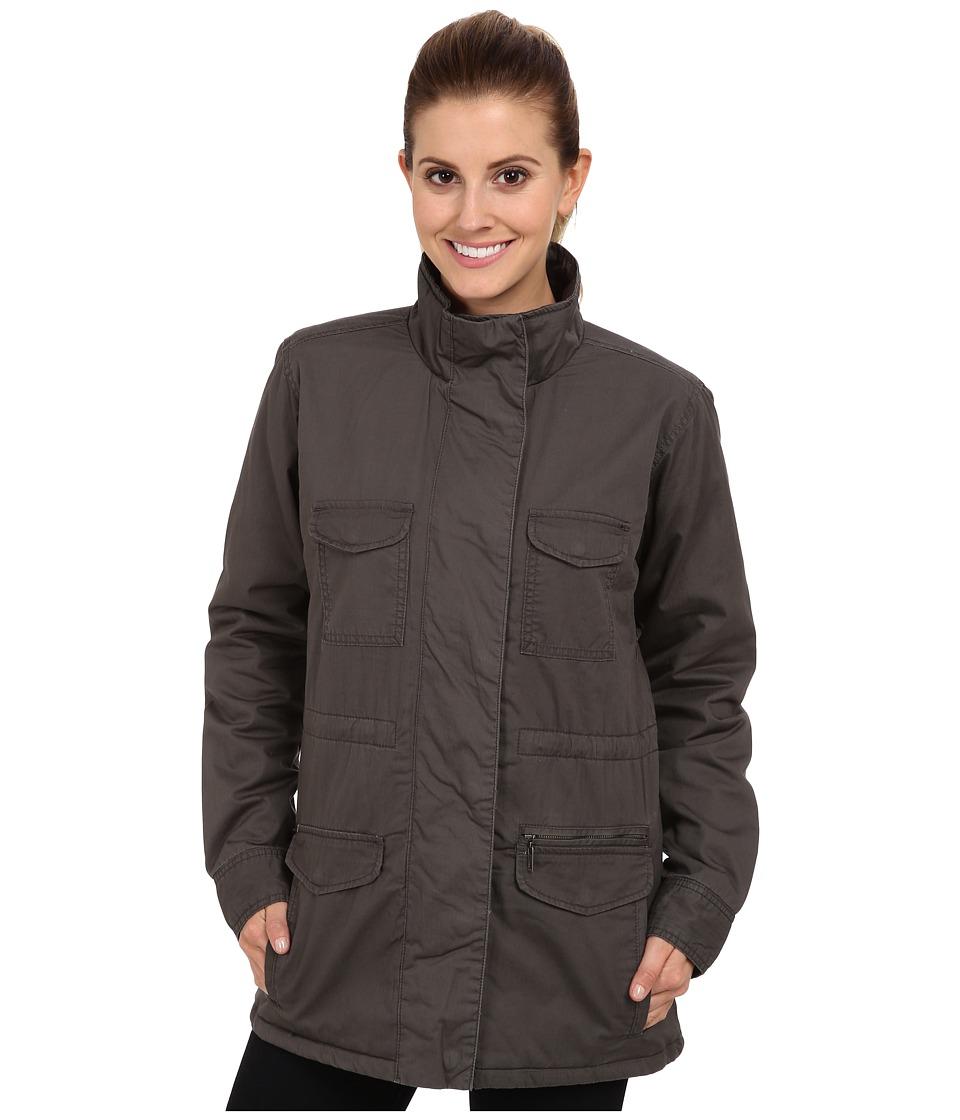 Toad&Co - Ghostwriter Jacket (Dark Graphite) Women's Coat