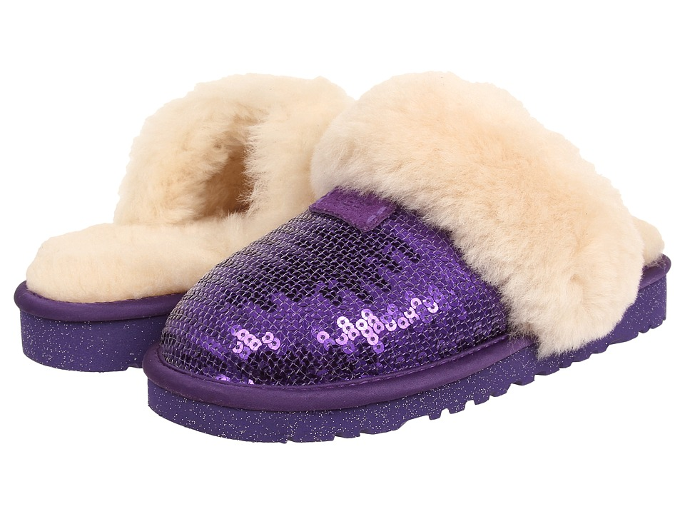 UGG Kids Dazzle (Little Kid/Big Kid) (Purple Reign) Girls Shoes