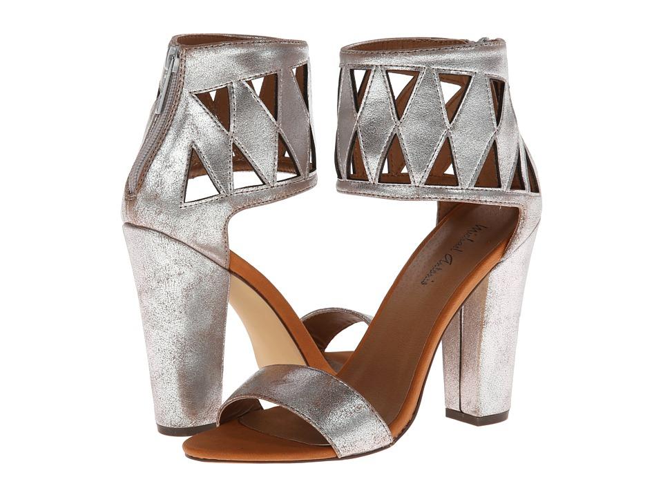 Michael Antonio - Jeanella - Metallic (Silver Metallic PU) High Heels