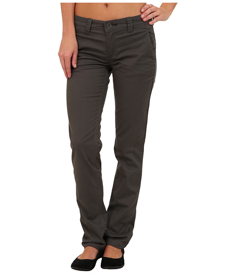 Toad&Co - Highroad Pant (Dark Graphite) Women's Casual Pants