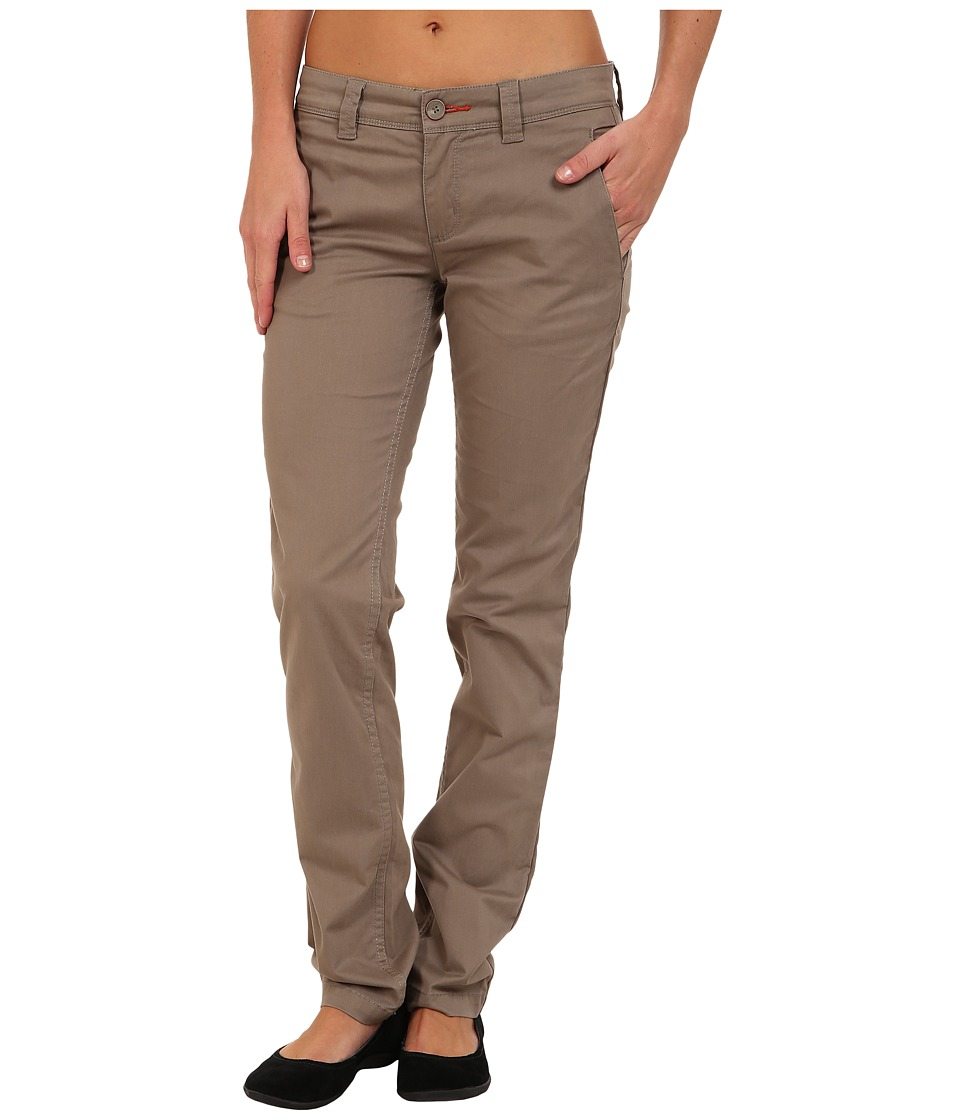Toad&Co - Highroad Pant (Dark Chino) Women's Casual Pants