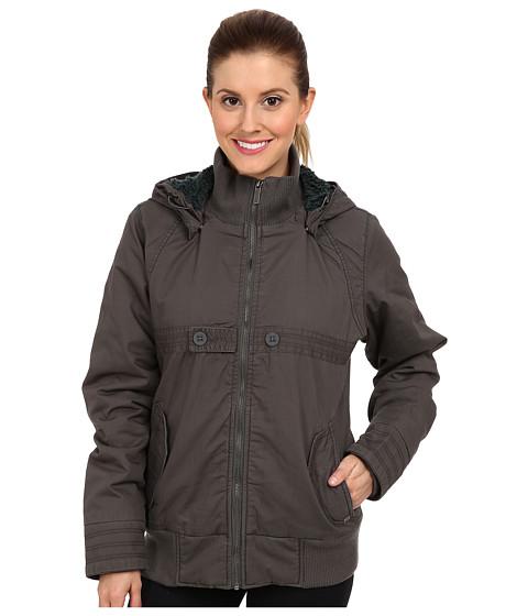 Toad&Co - Bandida (Dark Graphite/Spruce) Women's Coat