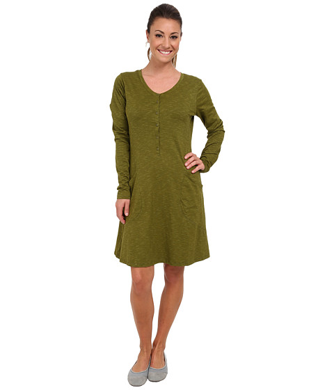 Toad&Co - Rooney Dress (Avocado) Women's Dress