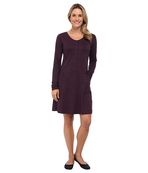 Toad&Co - Rooney Dress (Dark Plum) Women's Dress