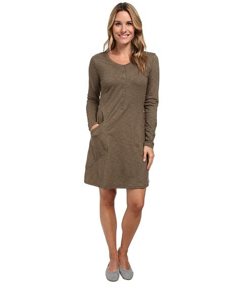 Toad&Co - Rooney Dress (Driftwood) Women's Dress