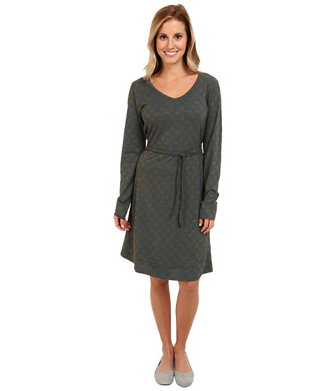 Toad&Co - Marley Dress (Molasses Print) Women's Dress