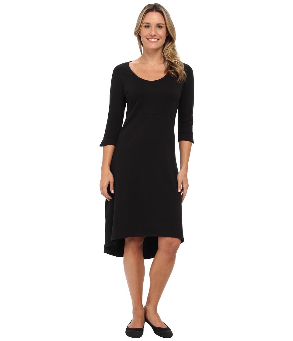 Toad&Co - Keyboard Dress (Black) Women's Dress