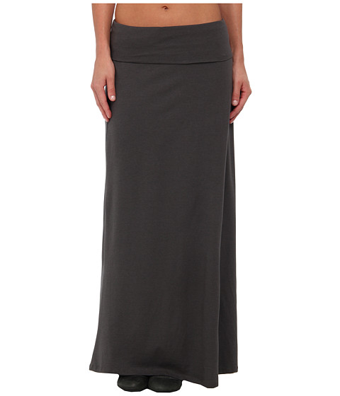 Toad&Co - Keyboard Skirt (Dark Graphite) Women's Skirt