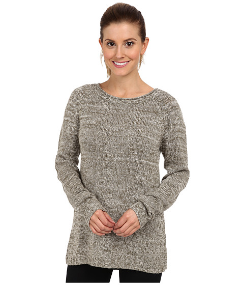 Toad&Co - Marlevelouos Pullover (Molasses/Oatmeal) Women's Sweater