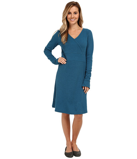 Toad&Co - Finlay Dress (Moroccan Blue) Women's Dress