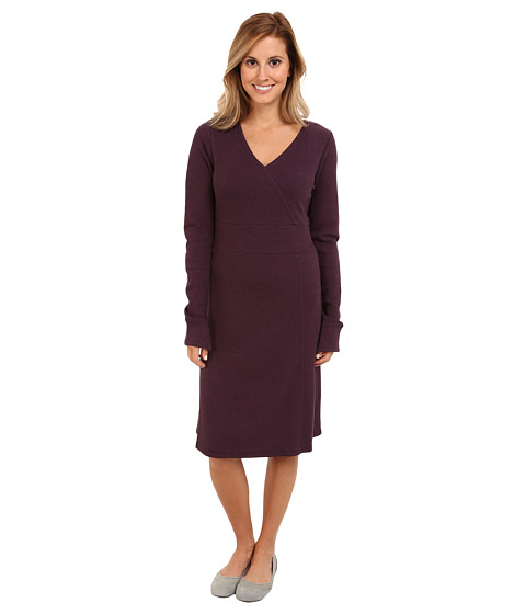 Toad&Co - Finlay Dress (Dark Plum) Women's Dress