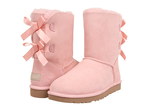 UGG - Bailey Bow (English Primrose) Women's Boots
