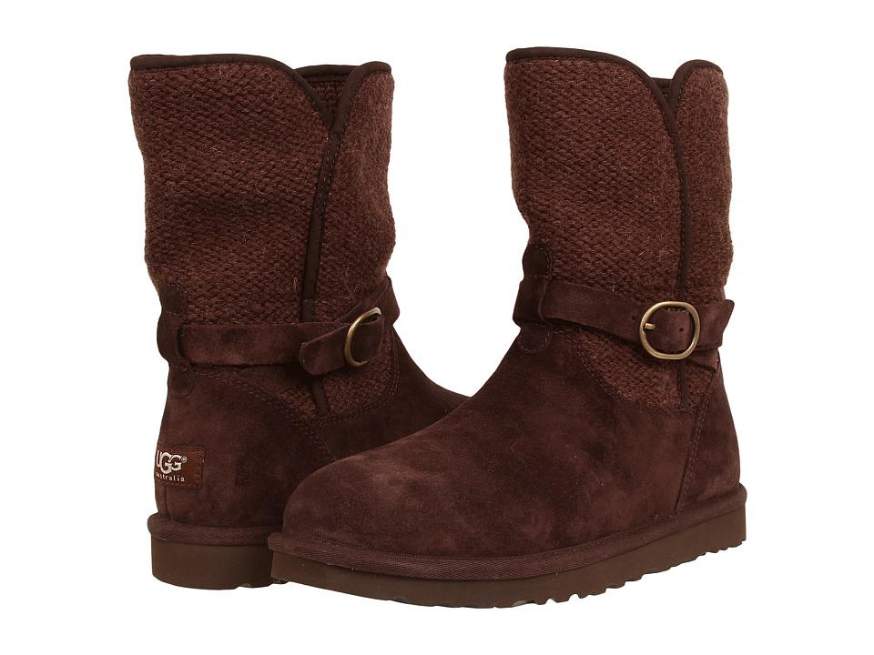 UGG - Nyla (Stout) Women's Boots
