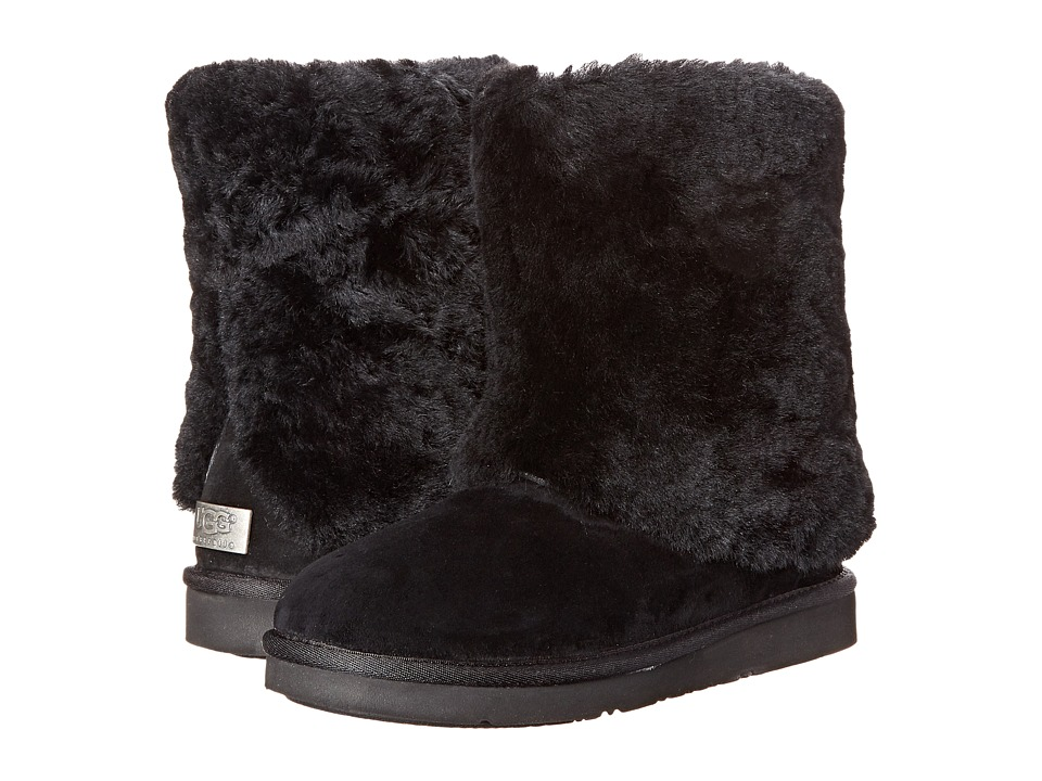 UGG - Patten (Black) Women's Pull-on Boots