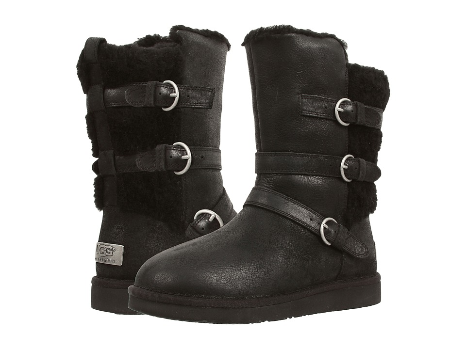 UGG - Becket (Black) Women's Boots