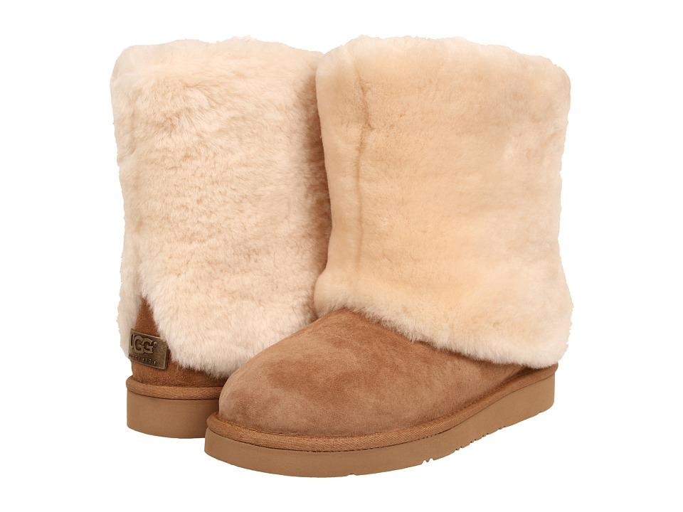 ugg patten chestnut
