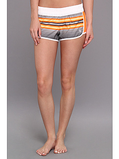 SALE! $20.99 - Save $9 on Hurley Supersuede Print Boardshort (Neon Orange) Apparel - 28.85% OFF $29.50