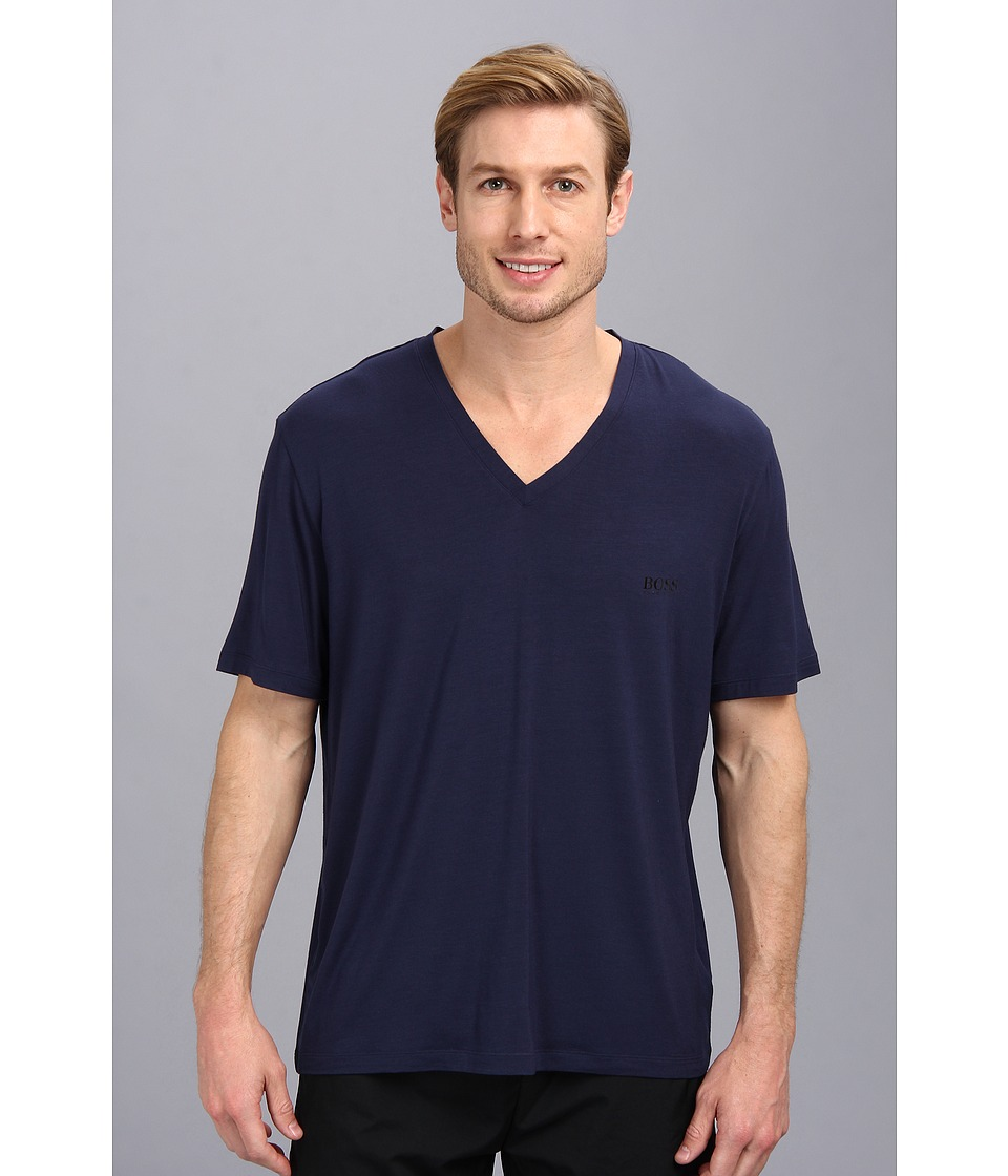 BOSS Hugo Boss - Innovation 2 Shirt VN SS BM (Open Blue) Men's T Shirt