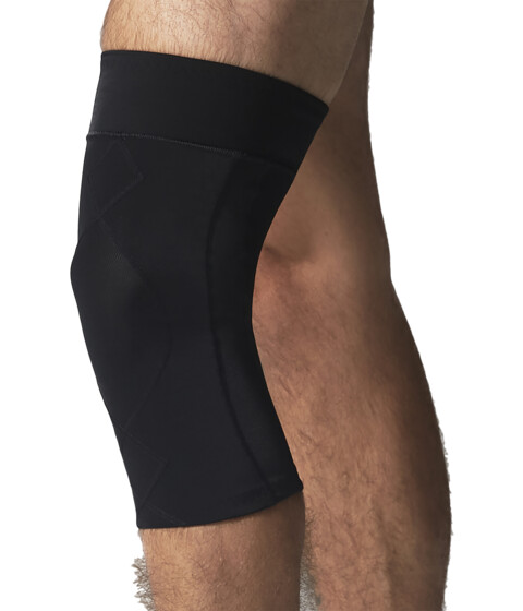 CW-X - Stabilyx(TM) Knee Support (Black) Men's Workout