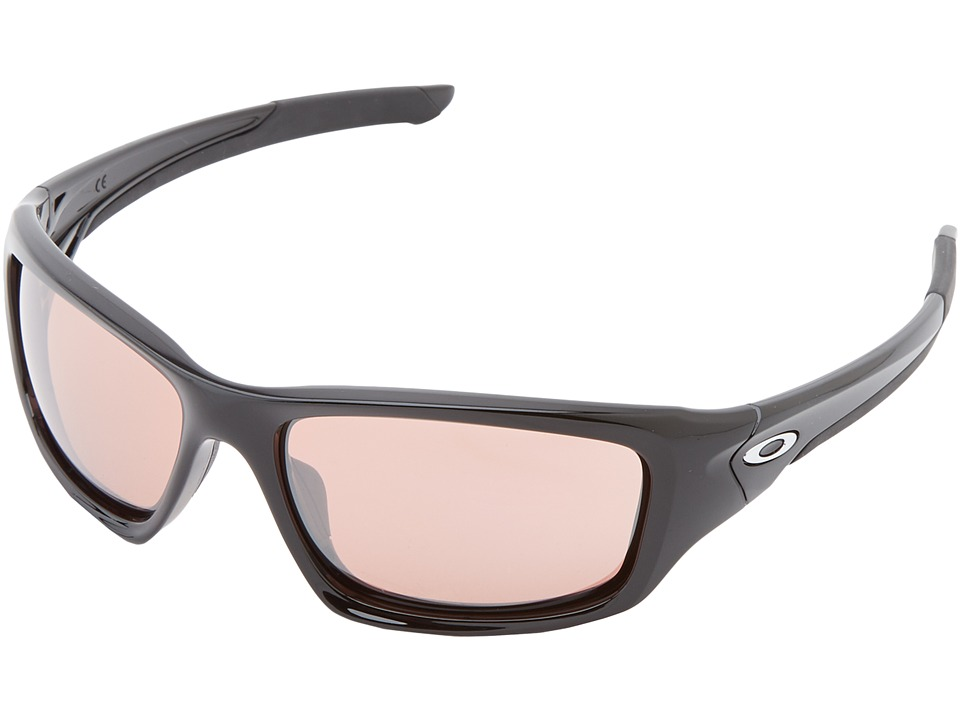 Oakley - Valve (Polished Black w/ G30 Black Iridium) Sport Sunglasses