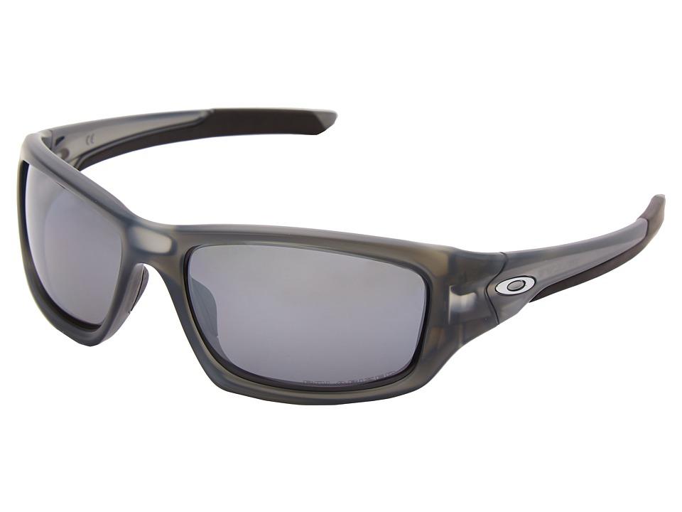 034ee2b5bf ... UPC 700285879543 product image for Oakley Valve (Matte Grey Smoke w  Black  Iridium Polarized