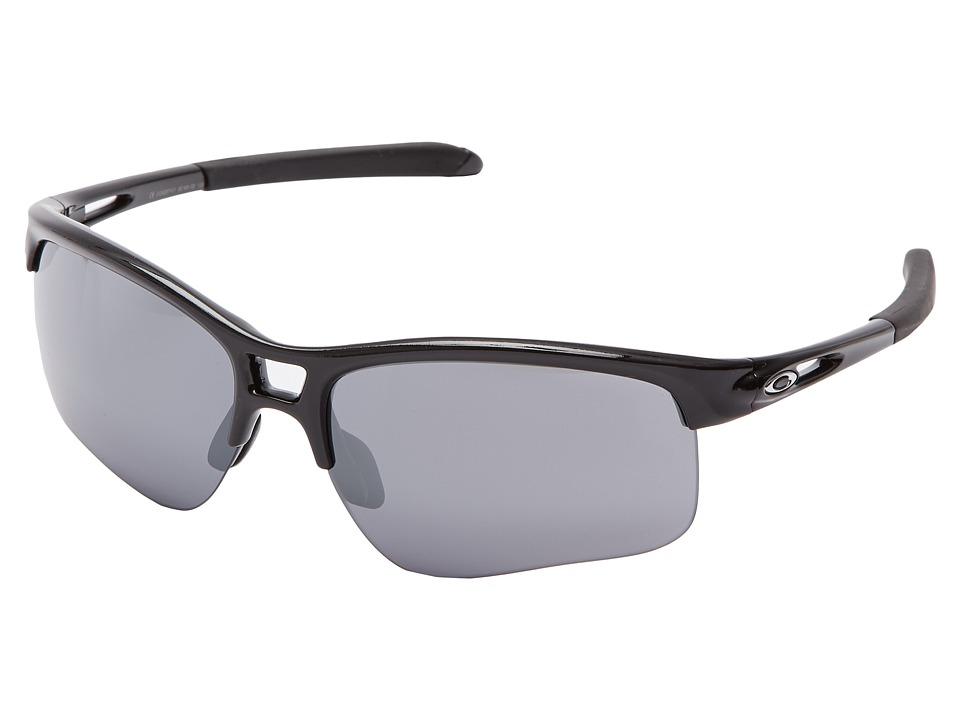 Oakley - RPM (Edge Pol Black w/ Black Iridium) Sport Sunglasses