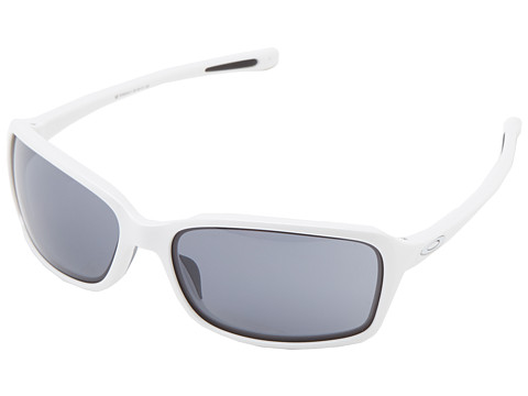 Oakley - Dispute (Arctic w/ Grey) Sport Sunglasses