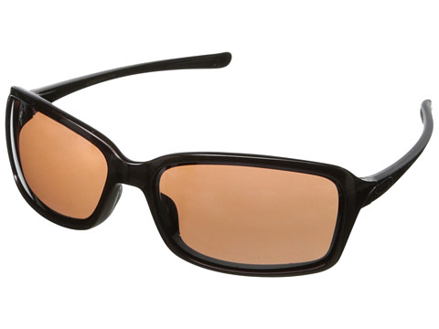 Oakley - Dispute (Chocolate Sin w/ VR28 Black Iridium) Sport Sunglasses