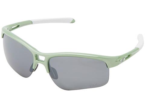 Oakley - RPM (Edge Honeydew Pearl w/ Black Iridium Polarized) Sport Sunglasses