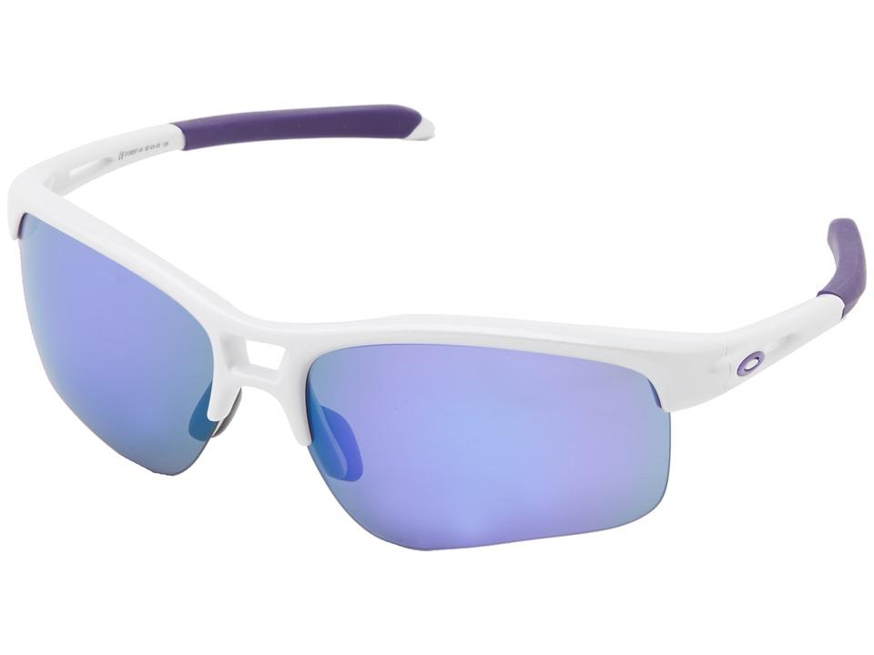 Oakley - RPM (Edge Arctic w/ Violet Iridium) Sport Sunglasses