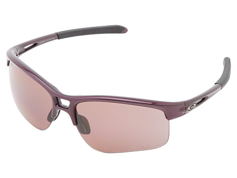 Oakley - RPM (Edge Rasp Spritzer w/ OO Grey Polarized) Sport Sunglasses