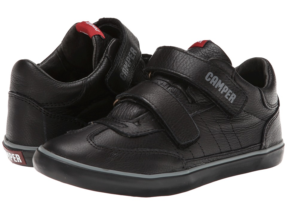 Camper Kids - 90193 (Little Kid/Big Kid) (Black) Boys Shoes