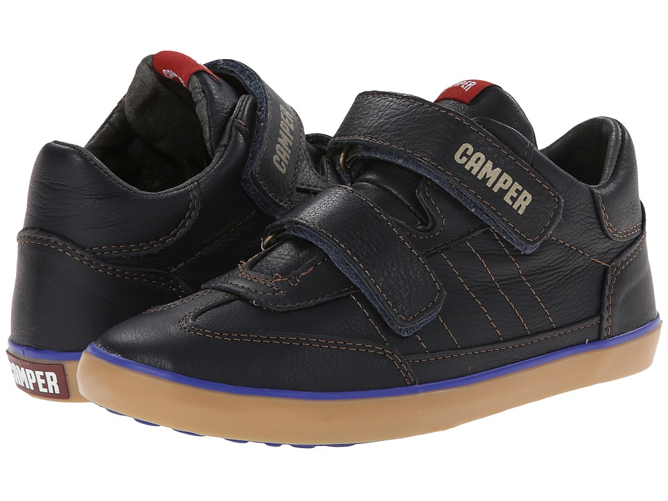 Camper Kids - 90193 (Little Kid/Big Kid) (Navy) Boys Shoes
