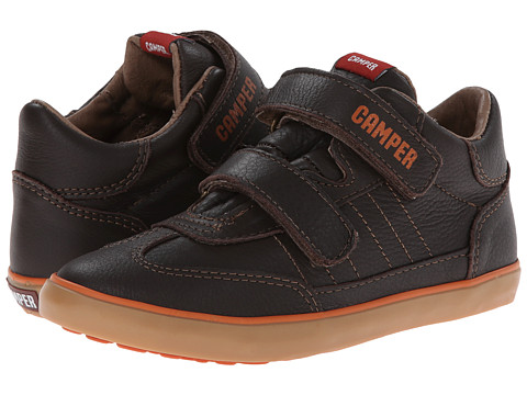 Camper Kids - 90193 (Little Kid) (Dark Brown) Boys Shoes