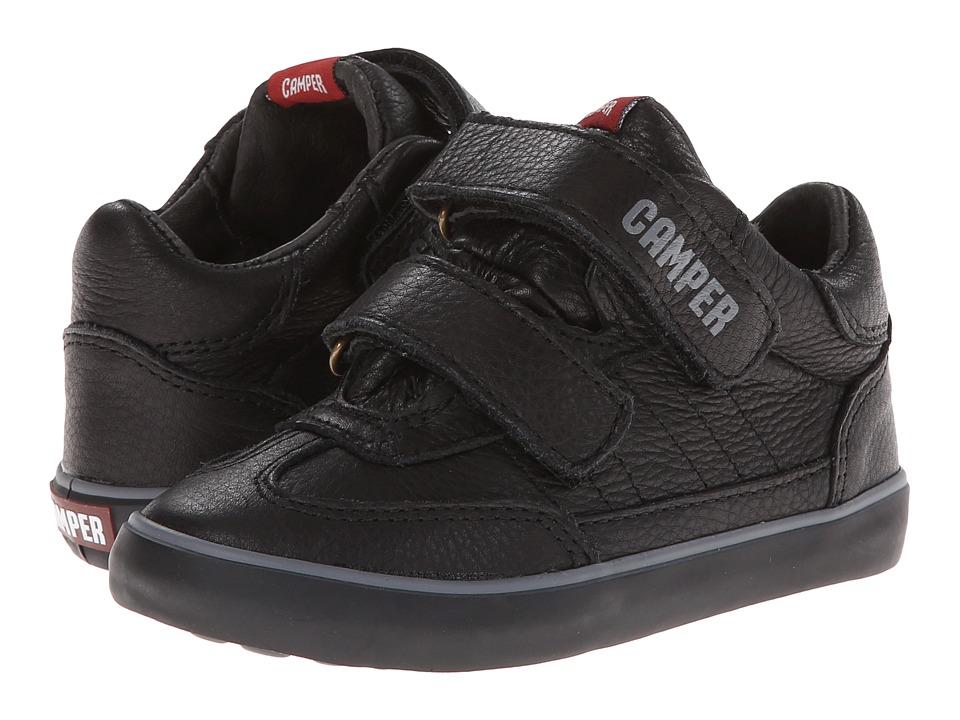 Camper Kids - 90193 (Toddler) (Black) Boys Shoes