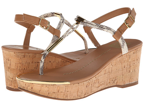 DV by Dolce Vita - Camio (Natural Snake Stella) Women's Sandals